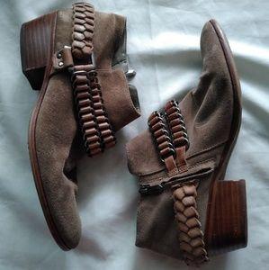 Sam Edelman ankle boots. Size 10